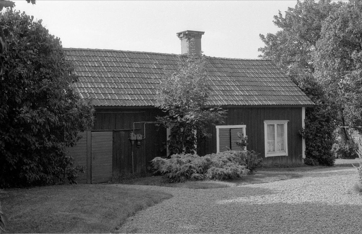 Brygghus, Alsta 1:12, Börje socken, Uppland 1983
