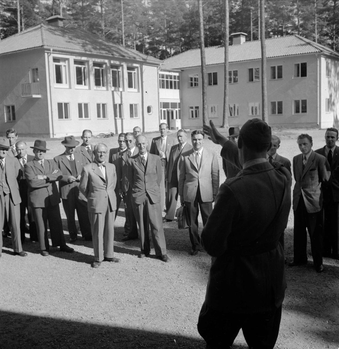 Kriminaltekniska föreningen i Enköping 1947