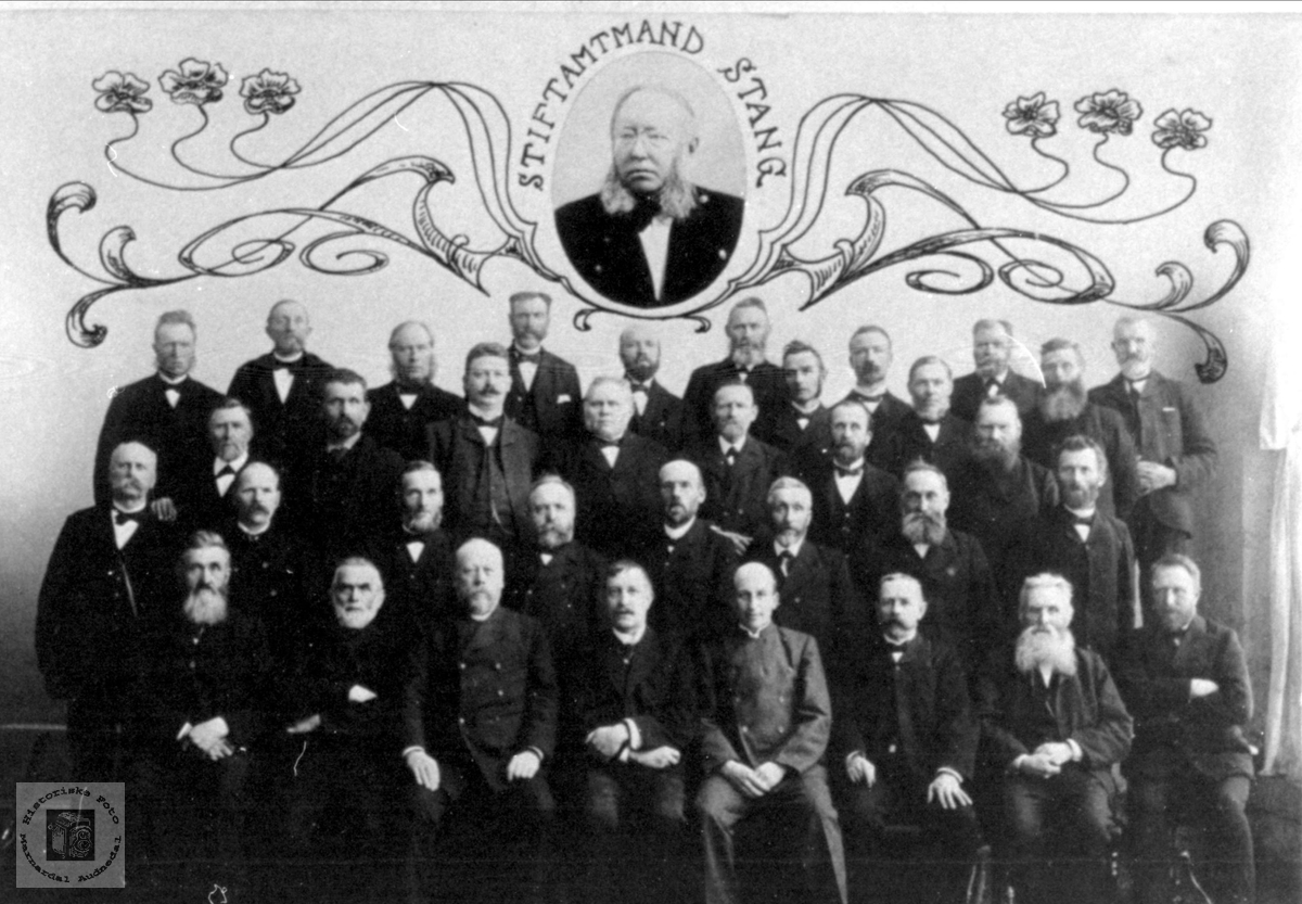 Amtstinget 1906.