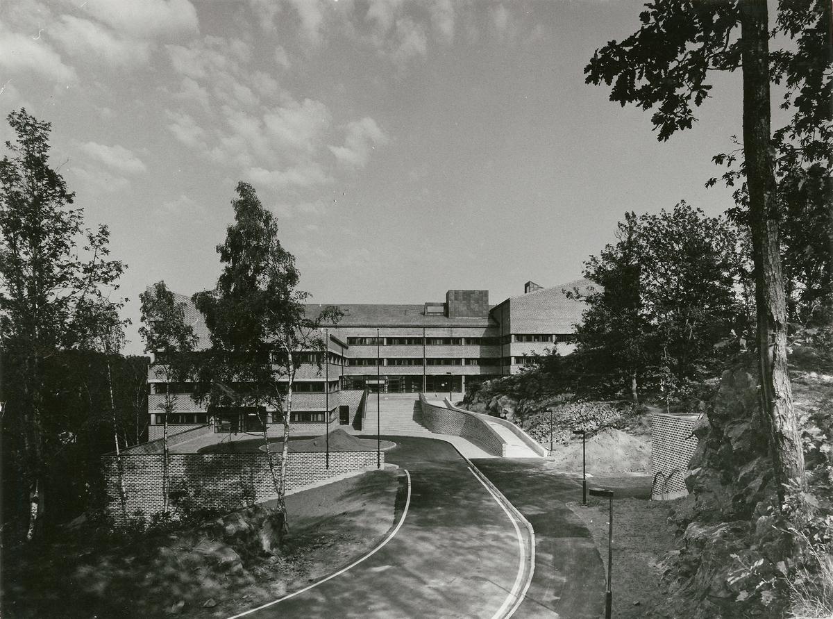 Fylkeshus for Aust-Agder [Fotografi]