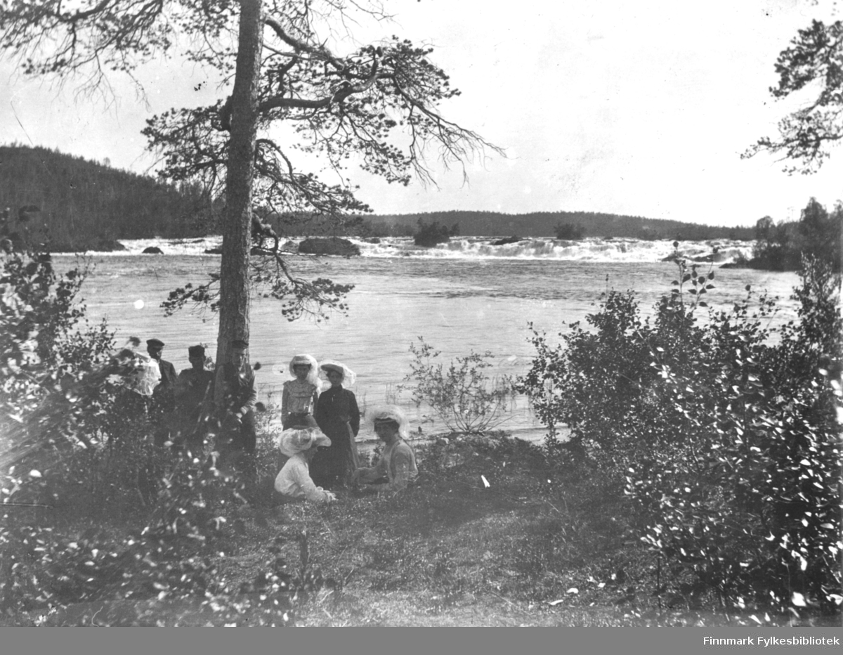 Mennika sommeren 1920