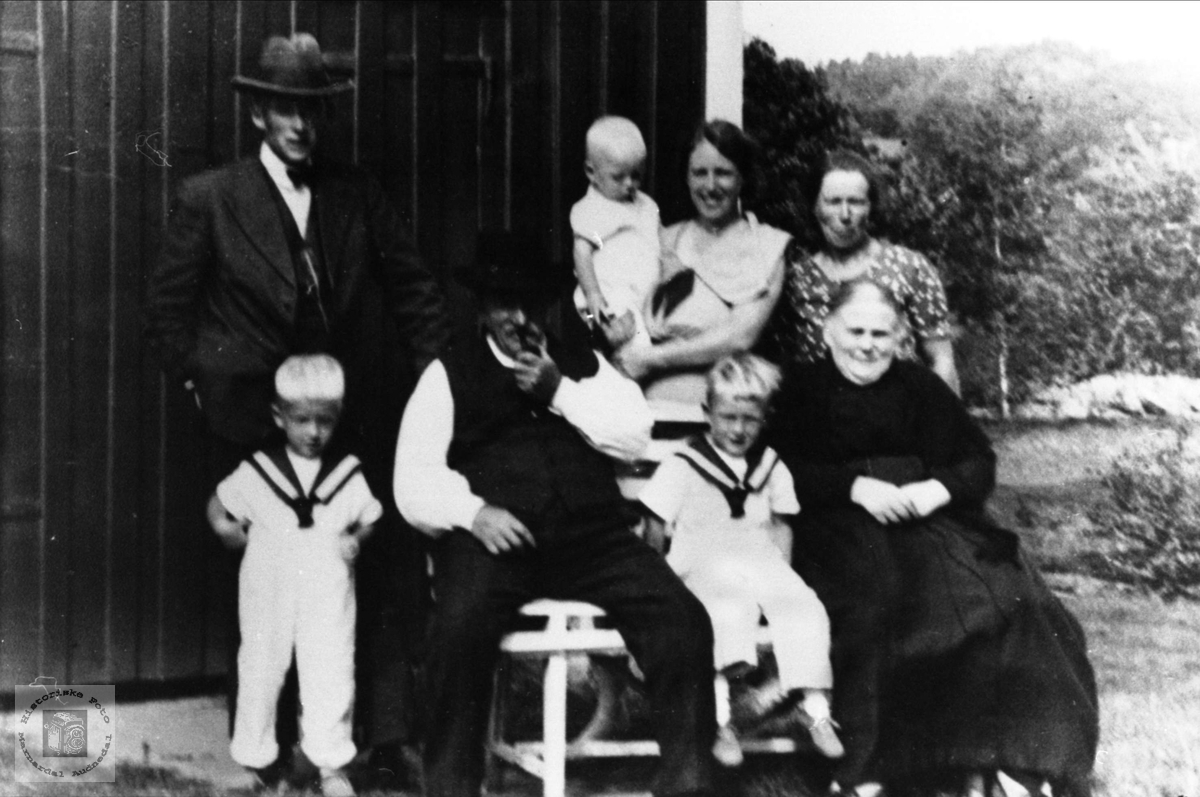 Familiegruppe Røyseland