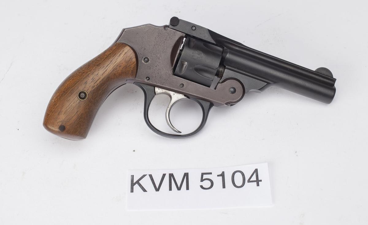 Revolver Akershusbasen DigitaltMuseum