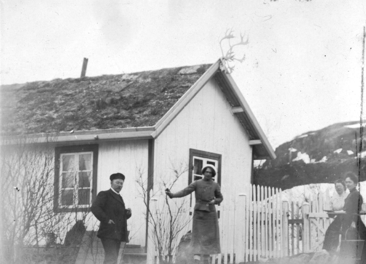 Pinsedag 1912