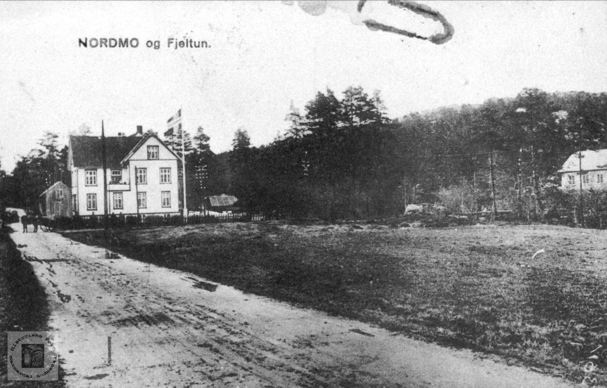 Normo, Bjellands heradshus