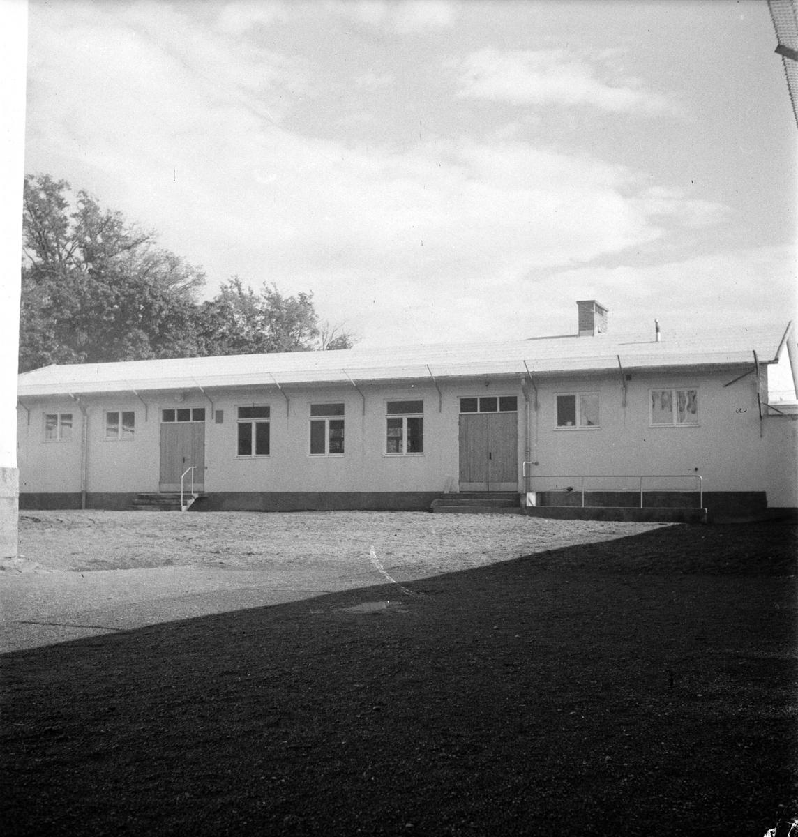 Fängelset, nya verkstaden, Uppsala 1950