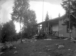 Willan vid Öresjö. ÖSS första villa.