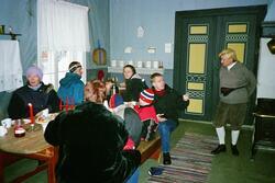 Jul på Gjøvik gård 2001