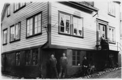 Børildsbakken 2, Egersund ca. 1915.