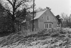 Bostadshus, Lörsta S, Uppsala-Näs socken, Uppland 1984