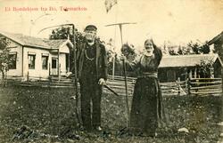 Et Bondekjem fra Bö, Telemarken