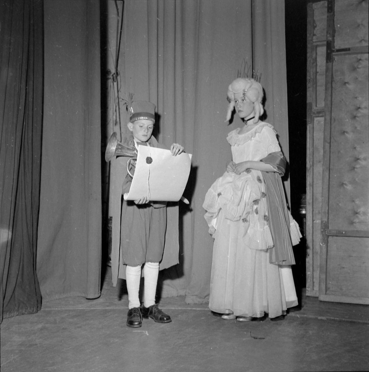 """Musikalsk barneteater """"Reisen til Salzburg"""" i Studentersamfundet"""