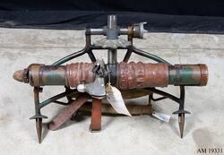 8 cm granatkastare fm/1943