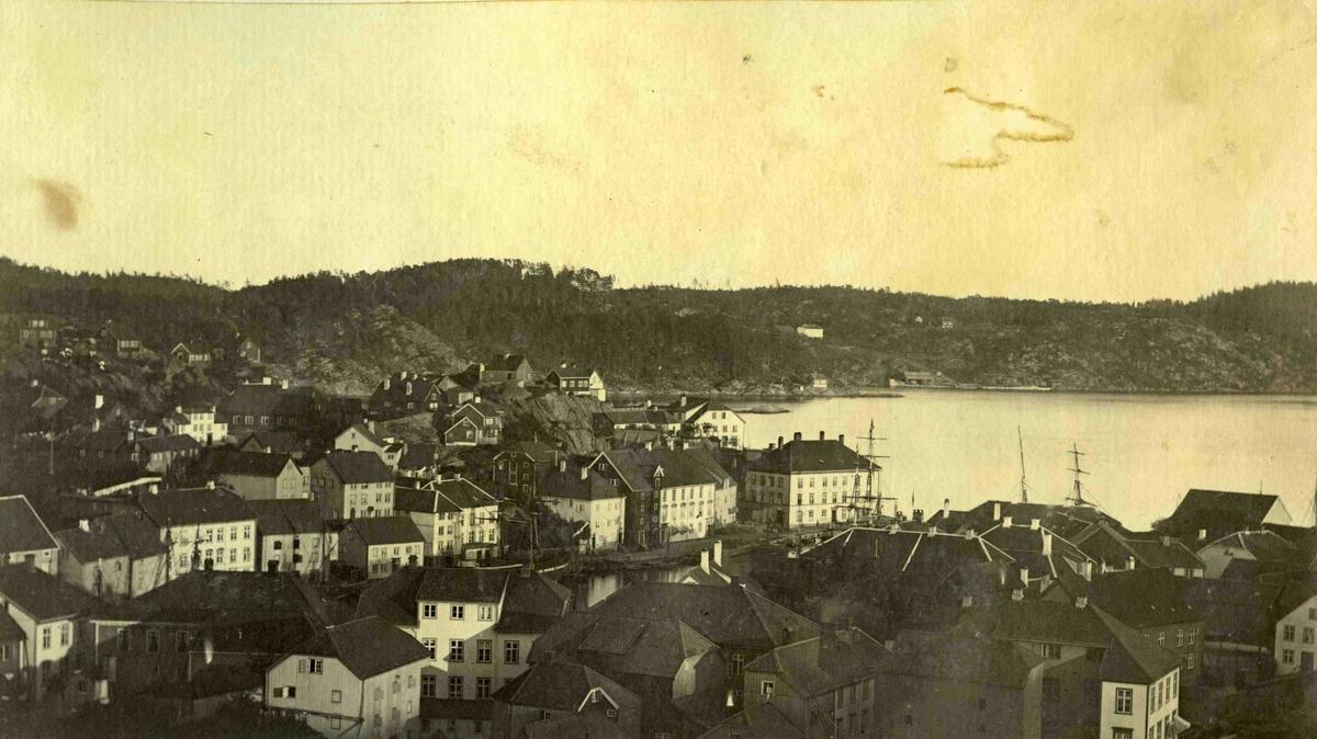 Arendal - Langbryggen - Friholmen