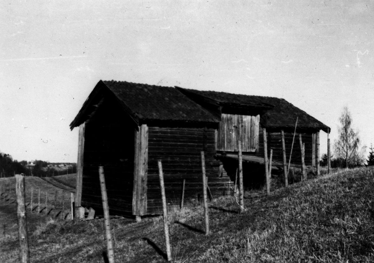 Engelåve på Bjørke, gammel.  Revet ca. 1980.