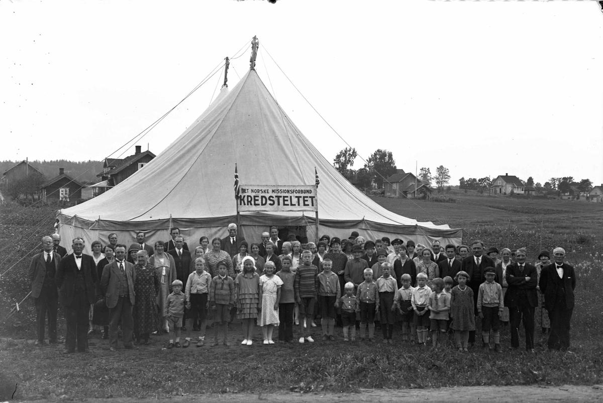Det norske misjonsforbund - samling