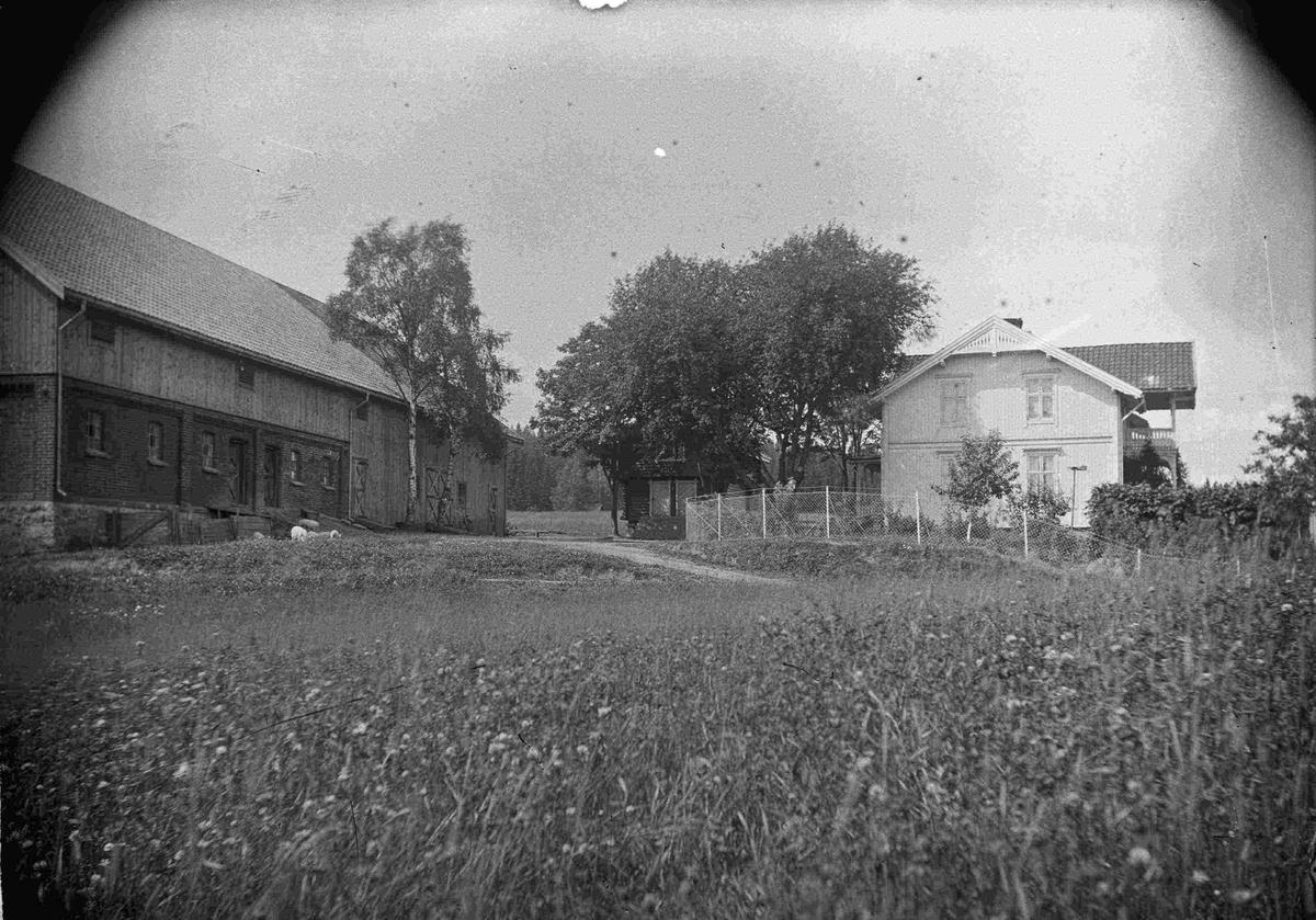 Gårdsbruk. Møllerud, Eidsvoll Verk