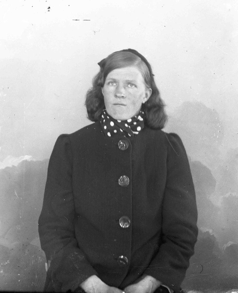 Hjørdis Lindberg, gift med Arthur Kristoffersen