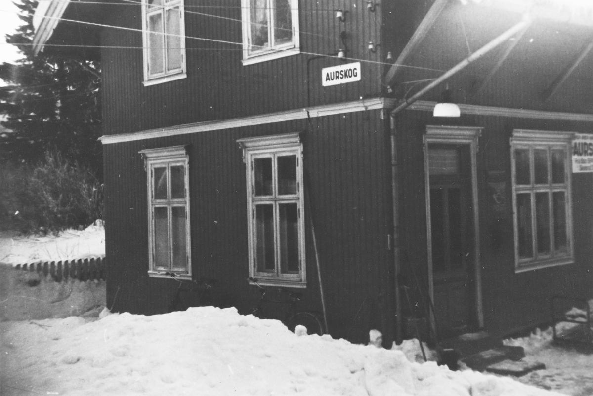Aurskog stasjon