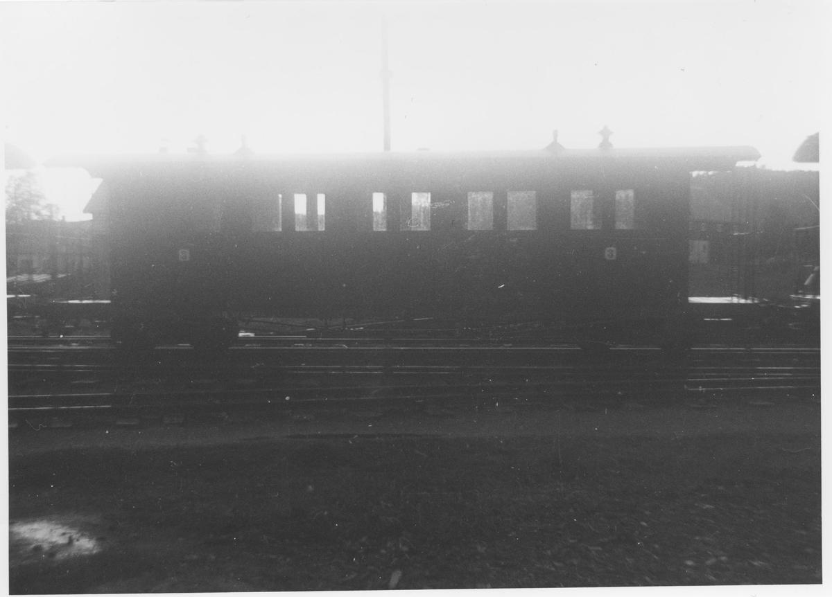 Personvogn Co 9, opprinnelig fra Nesttun-Osbanen.