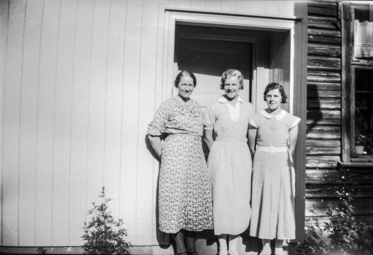 Tre kvinner
