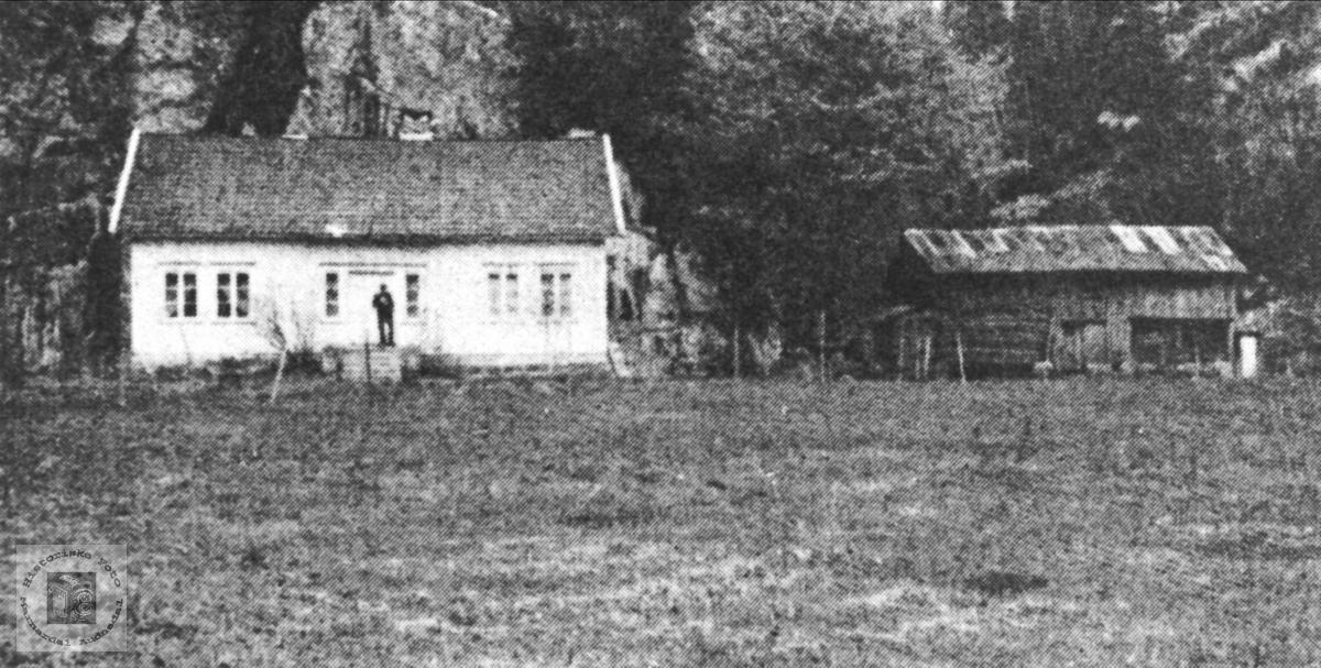 Gardsbruket Solkro i Finsland senere Marnardal.