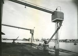 Industri - havn - sjøhus