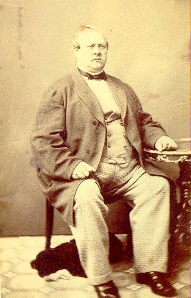 Charles Jouvin, källarmästare.