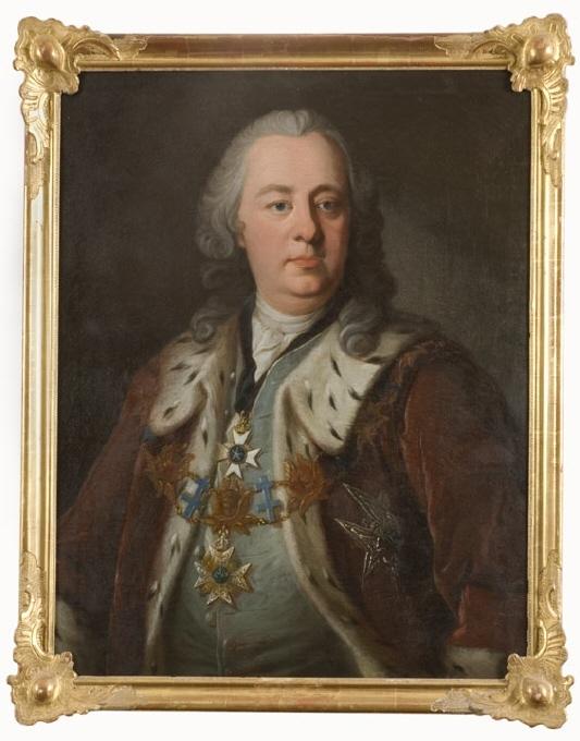 Carl Didrik Ehrenpreus, 1692-1760, greve