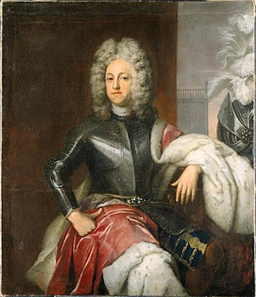 Kristian August, 1673-1726, hertig av Holstein-Gottorp