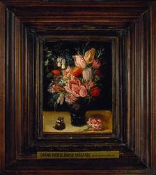 Blomsterstilleben [Målning]