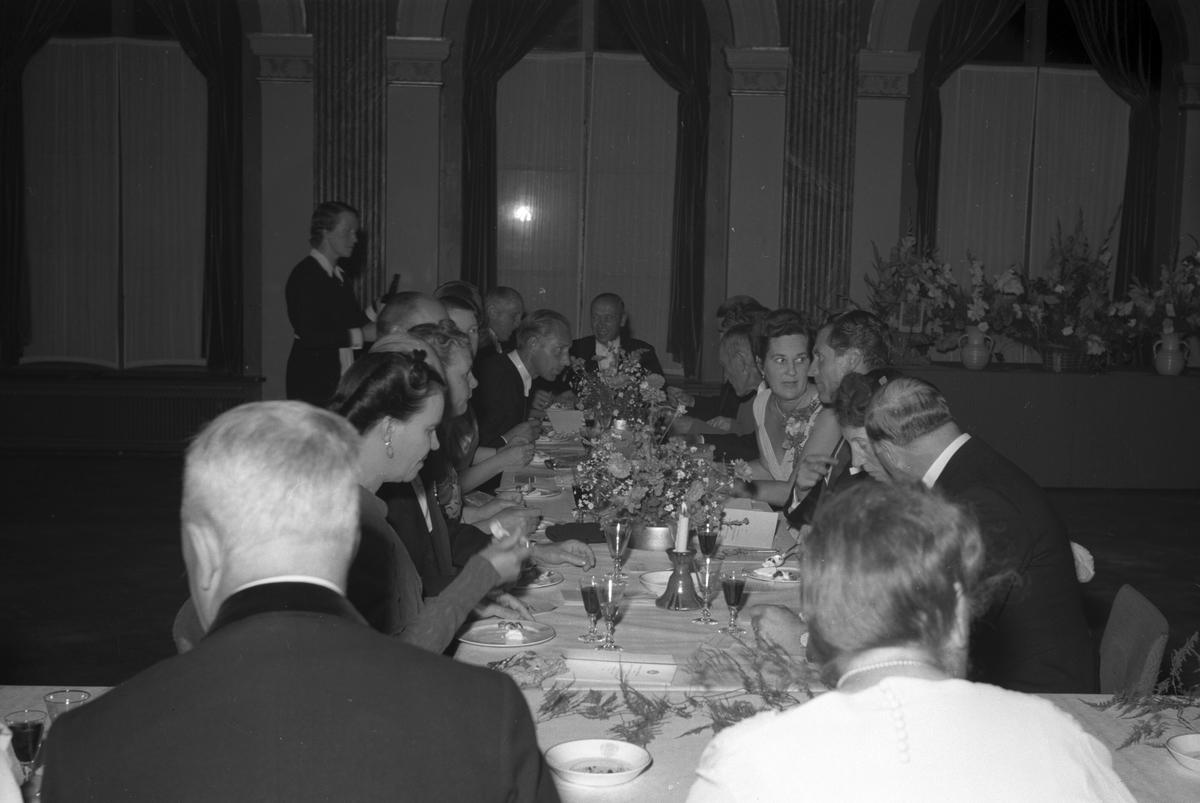 Tekniska Föreningen, 50-års jubileum på Stadshuset. 1946.