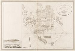 Plan de la rade de Carlskrona - C.P.C. Fleurieu [Karta]