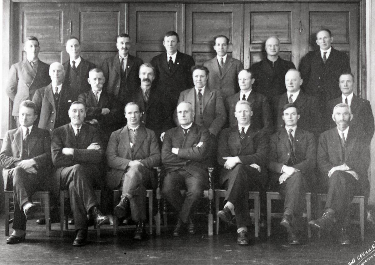 Heradstyret 1932-34.