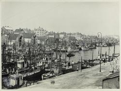 Smedasundet sett mot nordvest, 1949.