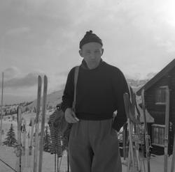 Ahlgreen H. Kontrollsjef KV. Han var siv.Ing. Og koordinato