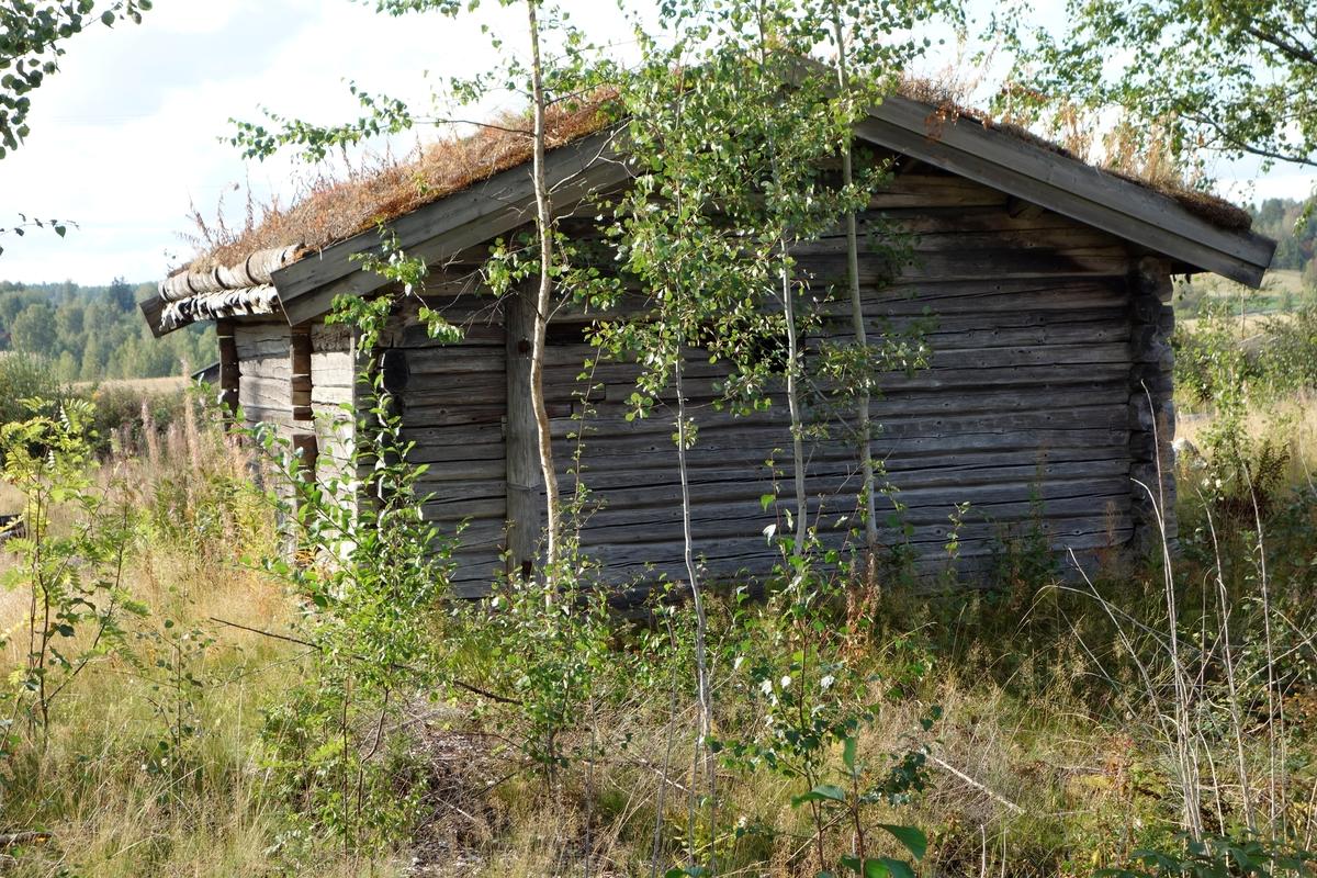 Seterbu på Laumbsetra i Nannestad, fra ca. 1850. Flyttet ca. 1980.