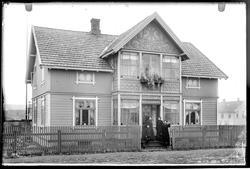 Fridtjof Nansens gate 13 , tidligere nummer 20  Moss. Folket