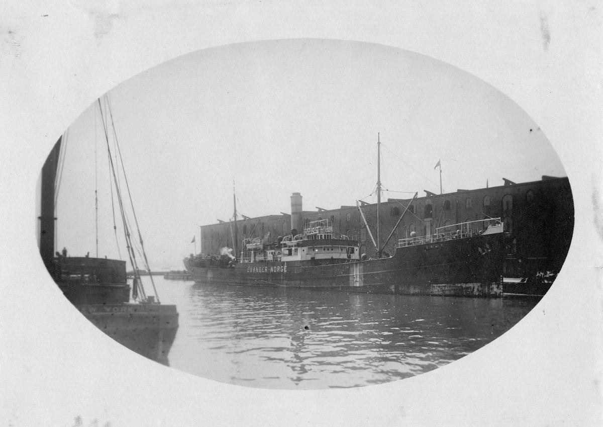 DS EVANGER (bygget 1908)