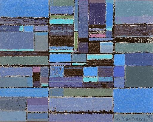 Blått [Maleri]