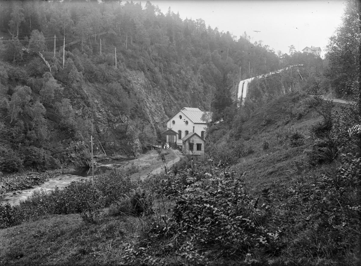 Skjenaldfossen kraftstasjon