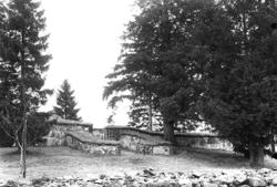 Huddunge sn, RAÄ fornlämning 13:1 Ruinen, Huddunge gamla kyr