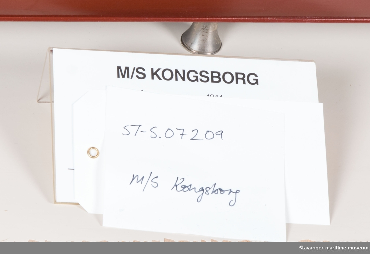 M/S Kongsborg
