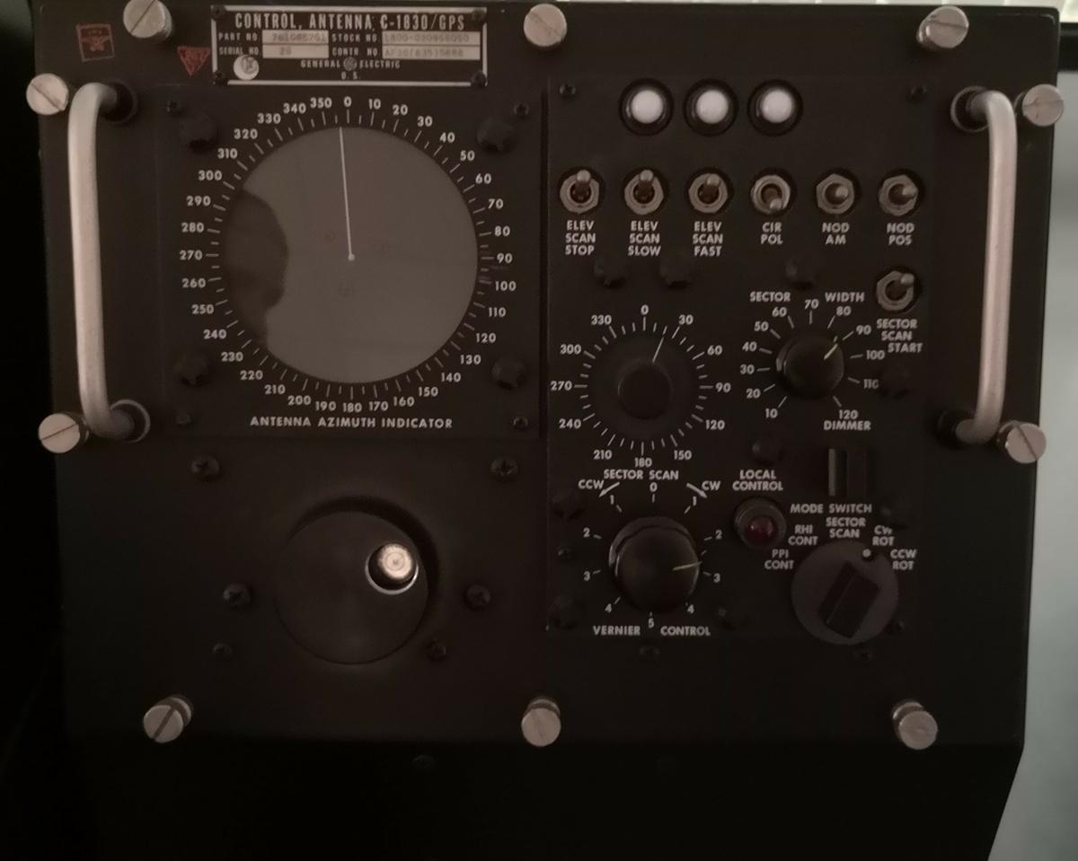 C-1830/GPS Utstilling 1 etg K/V utstilling