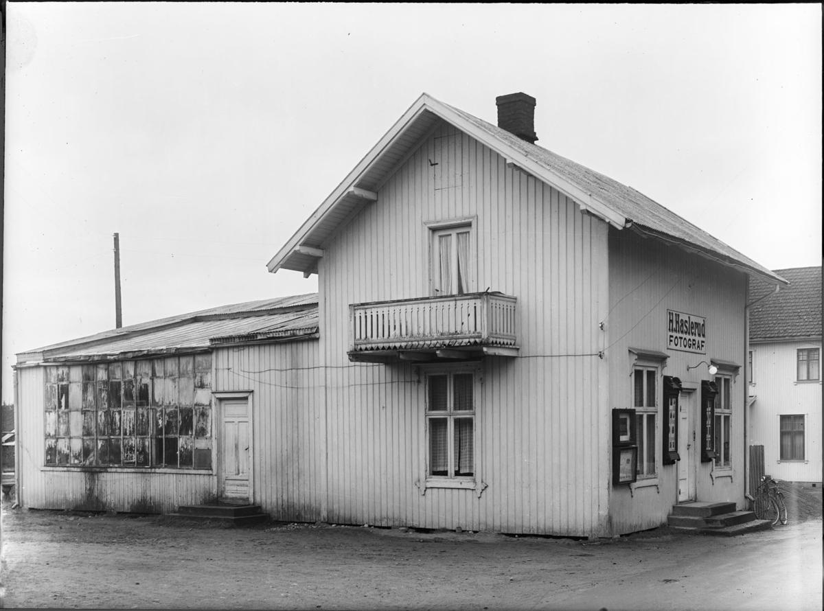 H. Hasleruds Atelier.