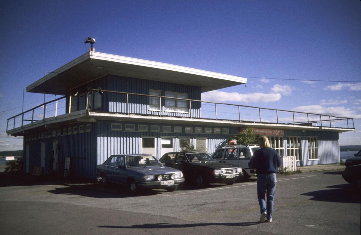 Fornebu sjøflyhavna, kafeteria