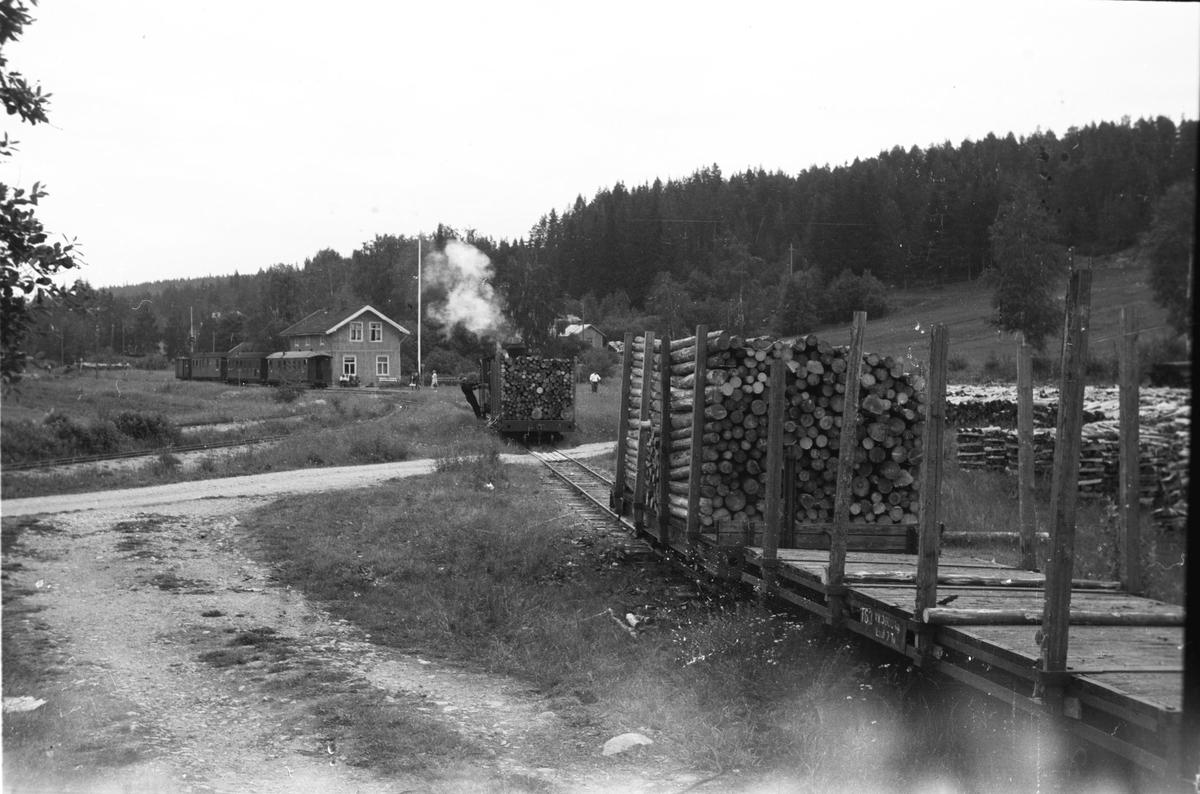 Skifting på Skulerud brygge.