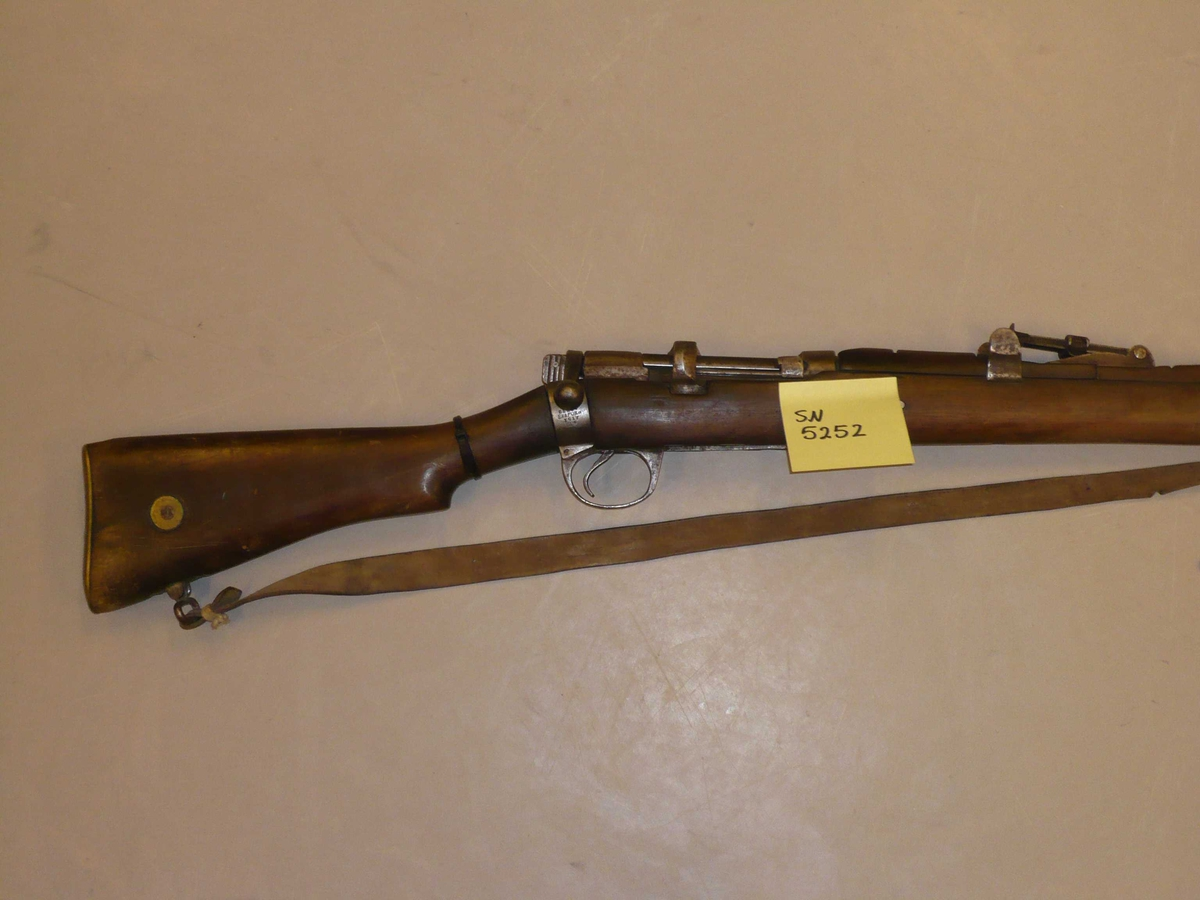 Repetergevær .303 British Lee Enfield Mk III*