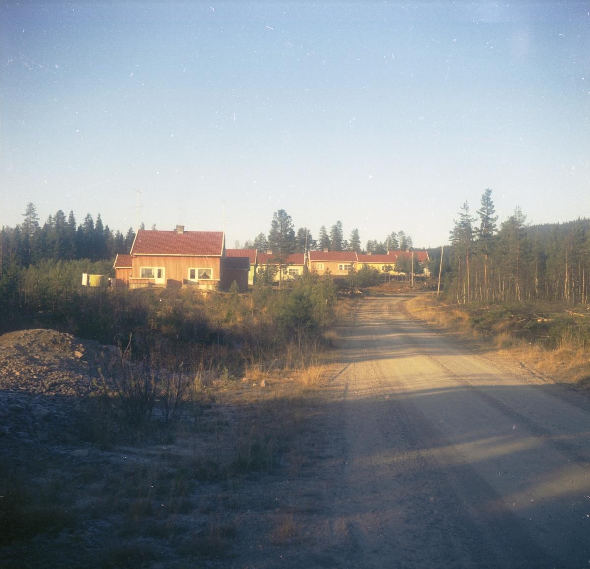 Gravberget, boliger for ansatte i Borregaard.