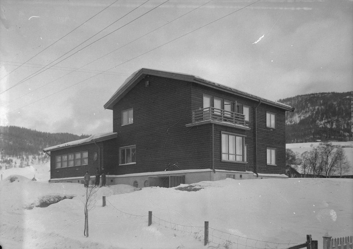 Distriktslegeboligen i Orkanger